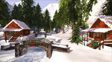Winter Holiday Village